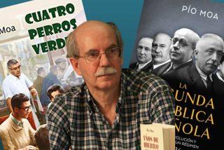 "Pío Moa: ""Sánchez es un revolucionario que está de acuerdo con Iglesias en sovietizar España"""