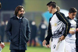 El infantil fallo de Álvaro Morata que enfureció a Andrea Pirlo y a toda la Juventus