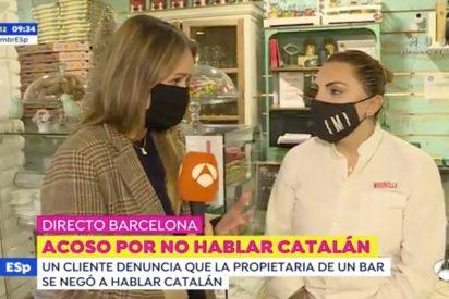 El Quilombo / ¡Última hora! Las TV de Sánchez descubren la xenofobia contra los castellanohablantes en Cataluña