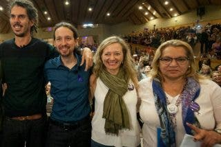 "Grave incidente: diputado de Podemos amenaza a otro de CC con ""arrancarle la cabeza"""