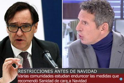 """Joaquín Prat se harta de las majaderías y broncas de Illa: """"¡Es todo un dislate!"""""""