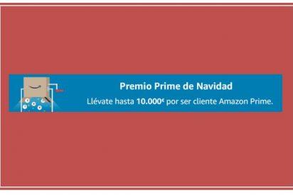 Premio Prime Navidad en Amazon