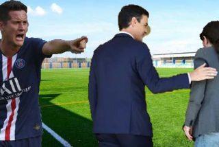 La estrella española del PSG, Ander Herrera, trolea al Gobierno por su incapacidad de reacción ante el COVID