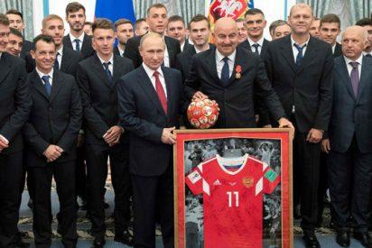 Rusia, expulsada de los Juegos Olímpicos de Tokio y del Mundial de Qatar 2022 por dopaje