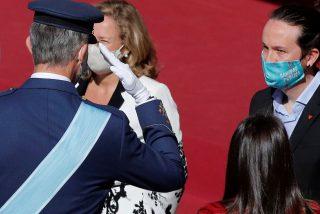 El Rey Felipe reacciona contra el Gobierno y toma una seria decisión sobre Sánchez e Iglesias