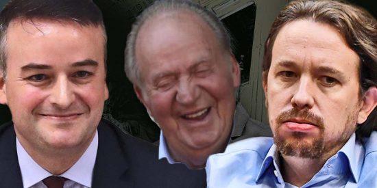 'Incendio' en el Gobierno: Iglesias encara a Iván Redondo por excluirle de las decisiones sobre Juan Carlos I