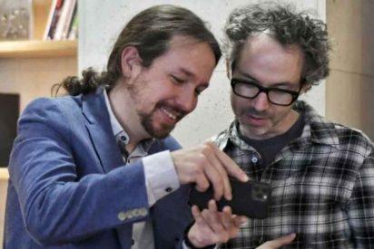 """Así de vulgar y soez es Rhodes, el 'pianista de Sánchez': """"Girauta, te hacías pajas con fotos de Thatcher"""""""