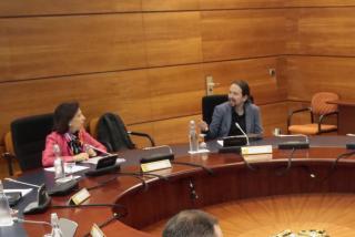 Margarita Robles causa un cisma en el Gobierno: humilla públicamente a Pablo Iglesias