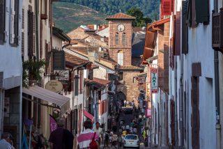 Paisajes agrestes y desafiantes en el Camino de Santiago. De Saint Jean Pied de Port a Roncesvalles