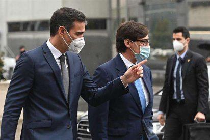 Siete de cada 10 españoles opina que el Gobierno PSOE-Podemos lo ha hecho mal en la crisis del coronavirus