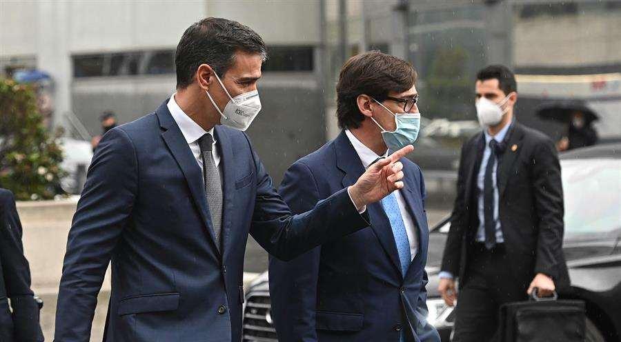 Transparencia confirma otra mentira de Sánchez en plena pandemia, que le desacredita mundialmente