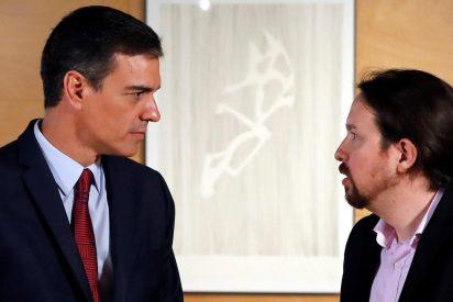"""El totalitario Iglesias reclama mandar más: """"Me he dado cuenta que estar en el Gobierno no es estar en el poder"""""""