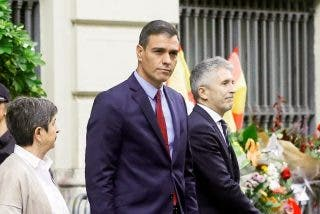 Sánchez y Marlaska 'destierran' a Moscú al jefe de Policía que frenó el referéndum ilegal en Cataluña