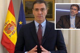 Ignacio Camacho descubre el instinto más bajuno de Sánchez y por qué le da igual la nueva cepa del virus