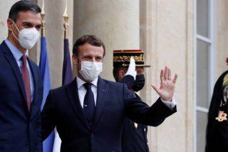 Pedro Sánchez, en cuarentena hasta Nochebuena por el positivo en COVID de Macron