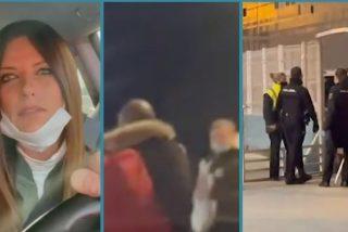 El Quilombo / Cristina Seguí muestra cómo un ferry de Balearia traslada inmigrantes ilegales sin PCR a Valencia