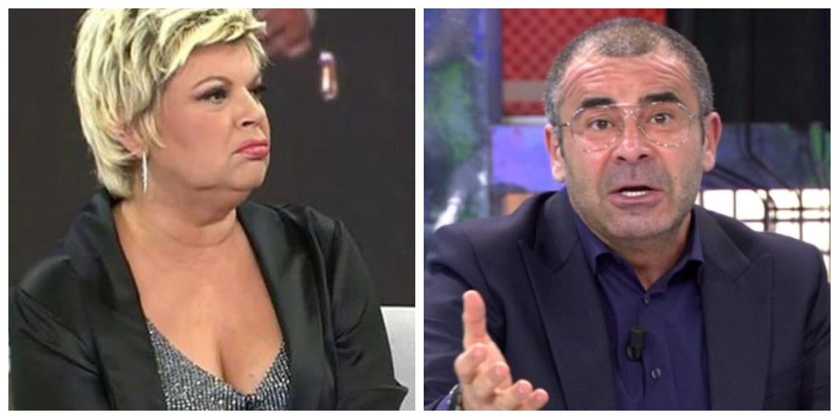 """A Jorge Javier Vázquez se le va de las manos su agresividad contra Terelu Campos """"¡Ridícula, coñazo!"""""""