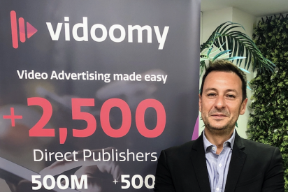 Pedro Muñoz se incorpora a Vidoomy como VP-Europe Sales en Madrid