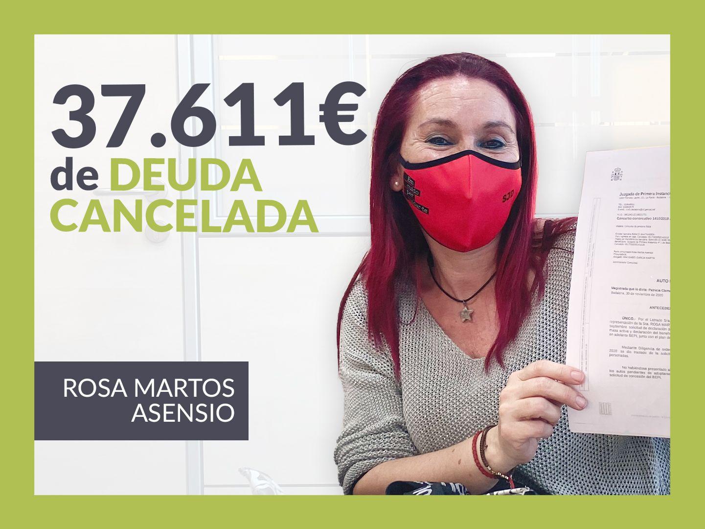 Repara tu Deuda abogados cancela más de 37.611 € a una vecina de Girona con la Ley de Segunda Oportunidad