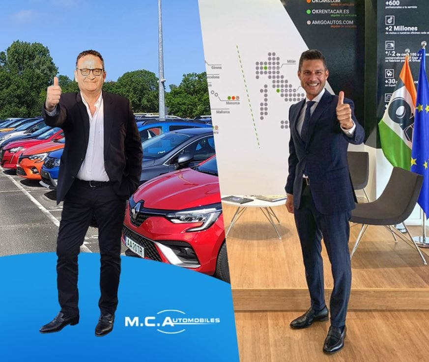 OK Mobility Group adquiere la empresa francesa MC Automobiles