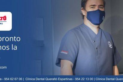 Clínica Dental J. Queraltó en Sevilla, profesionales odontólogos con la tecnología más avanzada del momento