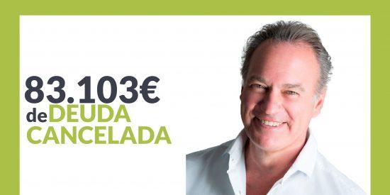 Repara tu Deuda Abogados cancela 83.103 € en Mallorca (Islas Baleares) con la Ley de Segunda Oportunidad