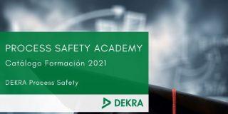 DEKRA lanza su catálogo de formación en seguridad de procesos para 2021