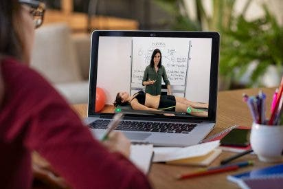 Fisiofocus: el reto de la formación de fisioterapia a distancia