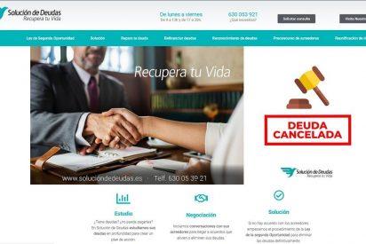 Solución de Deudas estrena nueva web y amplía su número de sedes en toda la geografía española