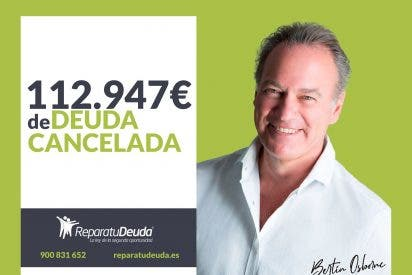Repara tu Deuda cancela 112.947 € en Vilafranca del Penedès (Barcelona) con la Ley de Segunda Oportunidad