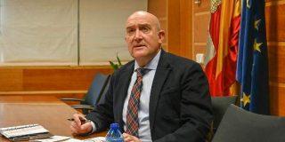 El consejero de Agricultura de Castilla y León, Jesús Julio Carnero, hospitalizado por complicaciones en COVID 19