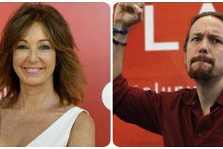 La semana en que Ana Rosa Quintana le rompió los 'güevos' a Pablo Iglesias y Podemos juró liquidarla