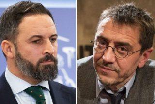 VOX no perdona que Monedero le vincule con crímenes nazis y le sentará ante el juez este 18 de febrero