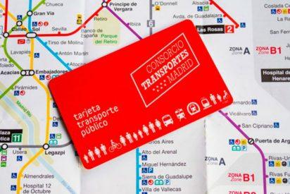 Madrid: el abono transporte para mayores de 65 años baja a 6,30 € desde este 1 de enero de 2021