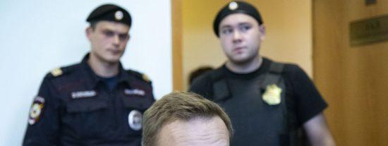 El tribunal de Putin rechaza la apelación del opositor ruso Navalny