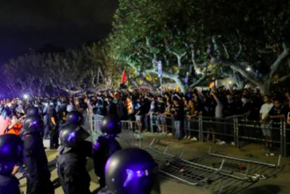 Asalto al Parlamento de Cataluña