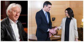 """Albert Boadella: """"No comprendo por qué Inés Arrimadas intentó entenderse con Pedro Sánchez"""""""