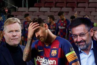 El Barça está en la ruina: debe pagar 730 millones y no tiene dinero ni para los sueldos de los jugadores