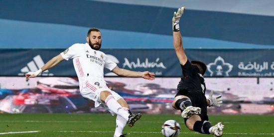 El Real Madrid pierde 2-1 con el Athletic de Bilbao y se despide de la Supercopa: 'Hasta luego, Lucas'