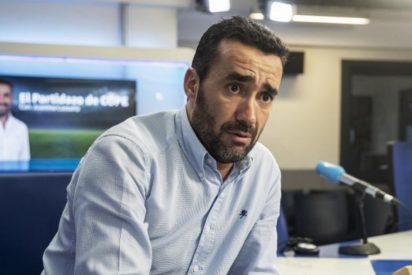 Juanma Castaño sopapea a la Generalitat por permitir acudir a un mitin pese a las restricciones perimetrales