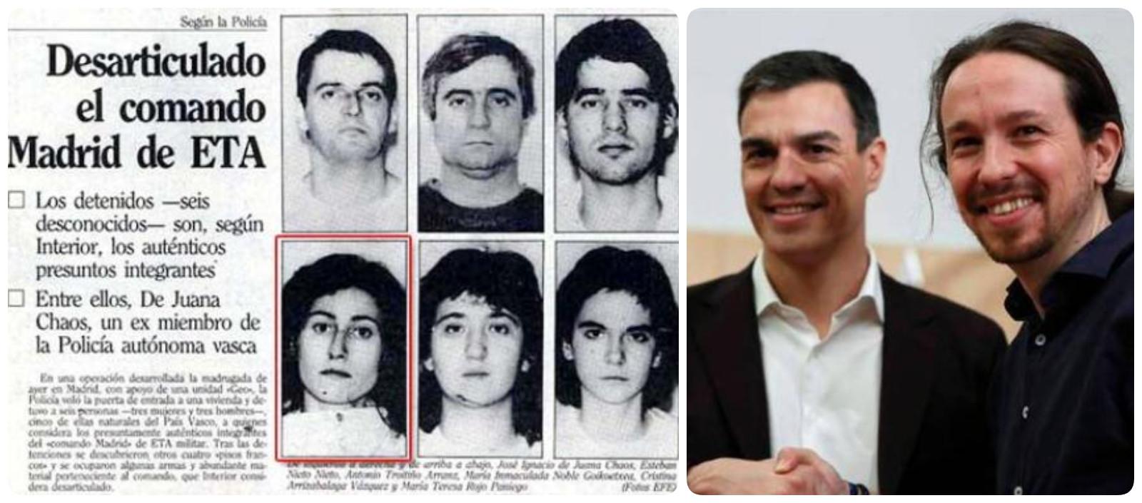 Ya está en libertad todo el 'Comando Madrid' de ETA: en la calle los asesinos de 80 personas