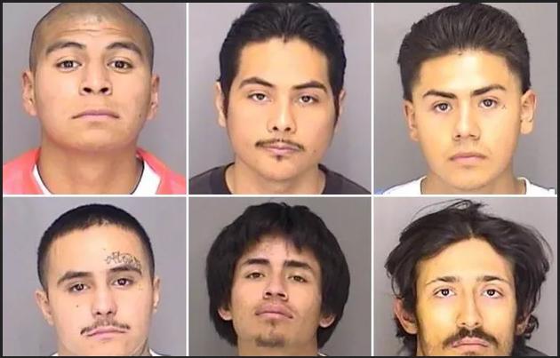 Escapan de prisión seis peligrosos pandilleros utilizando tan solo una cuerda