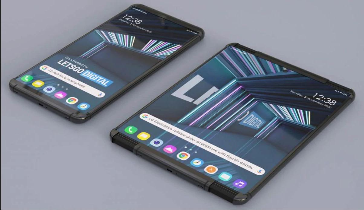 LG lanza al mercado un smartphone con pantalla enrollable