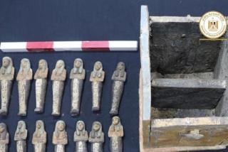 Egipto sorprende con un nuevo hallazgo arqueológico: un templo funerario de 4.300 años