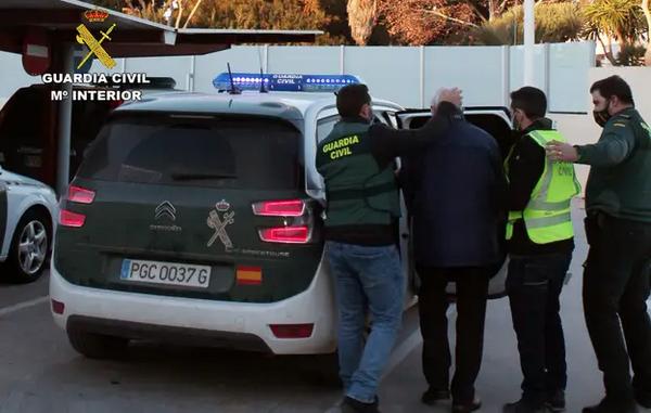 Capturan en Murcia a un 'depredador sexual' buscado por la Interpol