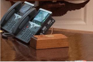 Joe Biden elimina el 'botón nuclear' que Donald Trump tenía en la Oficina Oval