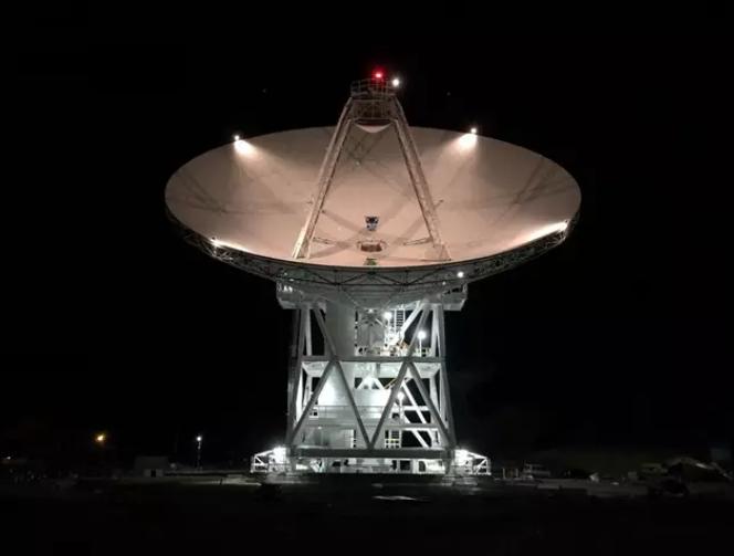 La NASA activa su nueva y potente antena ubicada en Madrid