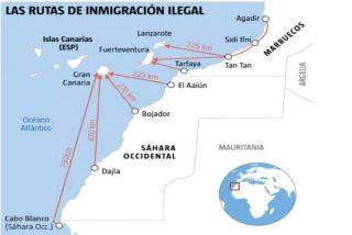 Una niña de 12 años relata como arrojaron a su hermano al mar, tras morir en la patera rumbo a  Canarias
