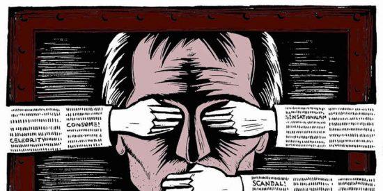 La censura global: progres, fanáticos, políticos y millonarios amenazan nuestra libertad