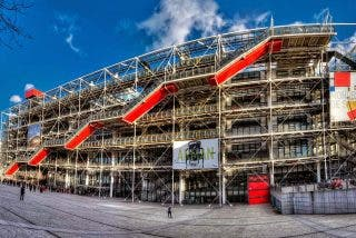 El famoso Centro Pompidou de París cerrará durante más de tres años
